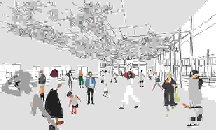 Event Venue Modern Oleh ΛRCHIST Mimarlık|Archıtecture Modern
