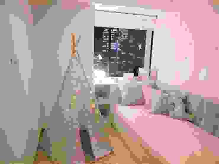 Habitación Secundaria Habitaciones modernas de AlejandroBroker Moderno