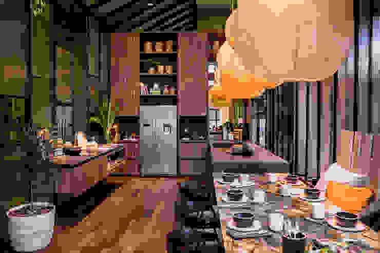 Tumburus Lucas - Diseño y Arquitectura Interior Inbouwkeukens