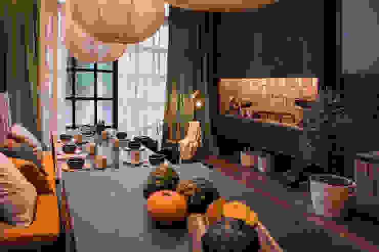 Open Kitchen Tumburus Lucas - Diseño y Arquitectura Interior Cocinas a medida