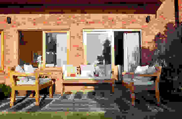 Liliana Zenaro Interiores Livings de estilo rústico