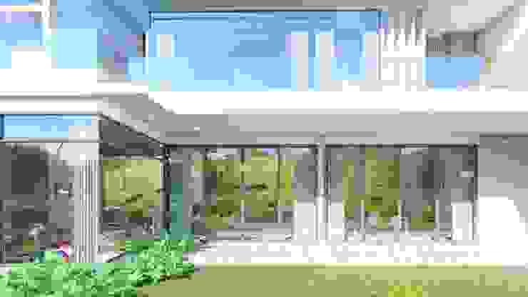RESIDENT โดย GRID ARCHITECT THAILAND โมเดิร์น