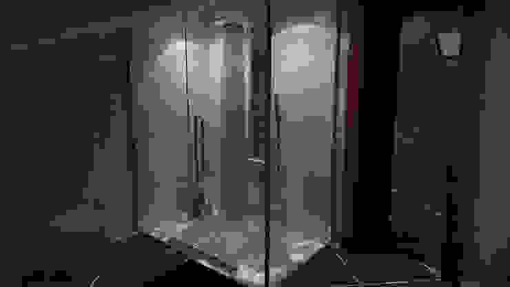 İndeko İç Mimari ve Tasarım 洗面所&風呂&トイレバスタブ&シャワー