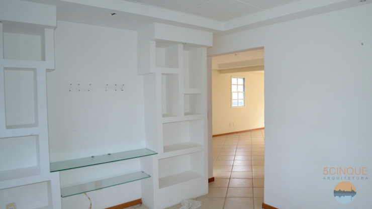 Dapur Modern Oleh 5CINQUE ARQUITETURA LTDA Modern