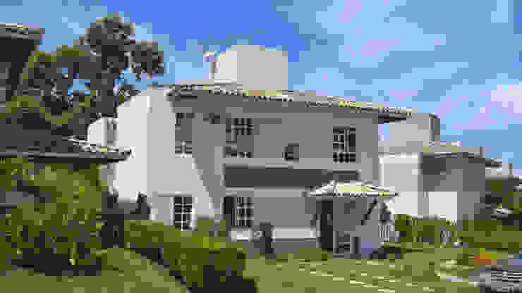 Rumah Modern Oleh 5CINQUE ARQUITETURA LTDA Modern