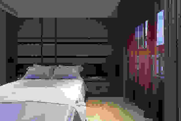 宸域空間設計有限公司 Camera da letto moderna