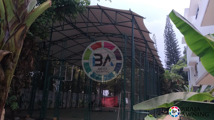 von Braja Awning & Canopy Modern Gummi