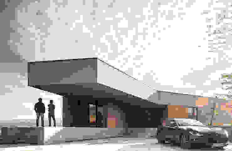 GR House Modern Houses by PAULO MARTINS ARQ&DESIGN Modern