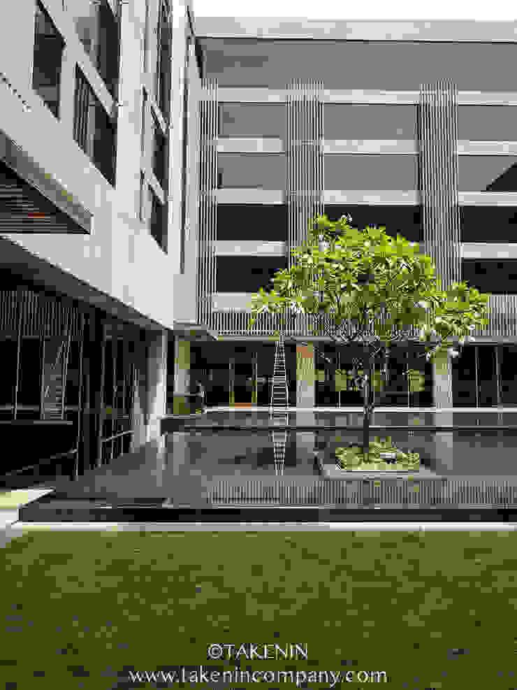 TakenIn Hoteles de estilo minimalista