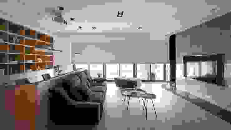 公共空間 極簡室內設計 Simple Design Studio 窗戶
