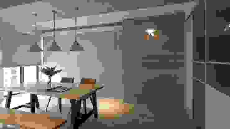 餐廳空間 極簡室內設計 Simple Design Studio 餐廳