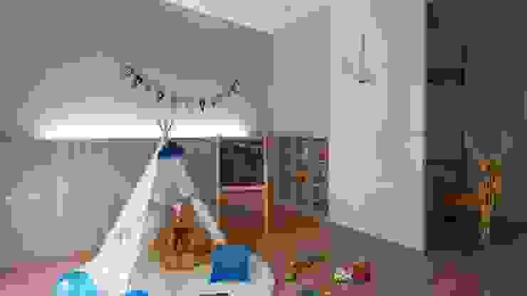 遊戲間 極簡室內設計 Simple Design Studio 嬰兒房/兒童房
