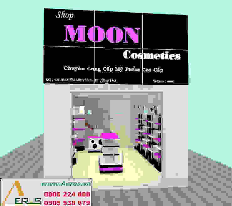 Thiet ke shop my pham Moon - Vung tau bởi xuongmocso1 Châu Á