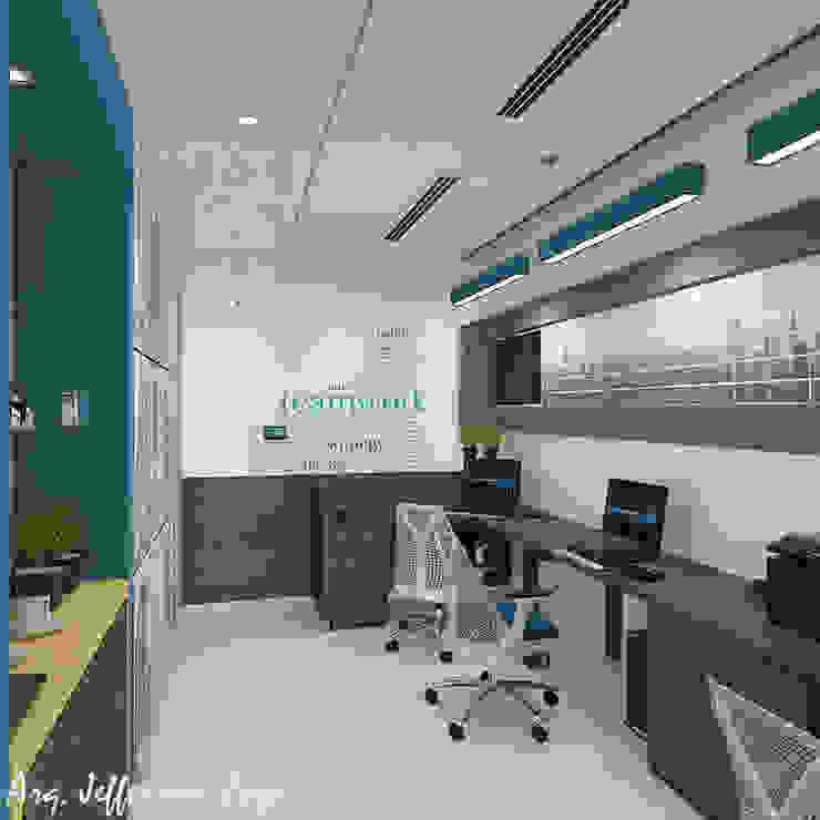 Grupo Cava Inmobiliaria de Joya Arquitecto Moderno