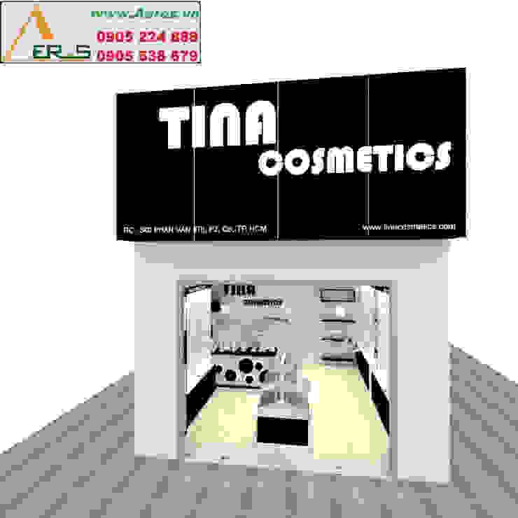 Thiet ke thi cong cua hang my pham Tina Cosmetic - Quan 5 bởi xuongmocso1 Công nghiệp