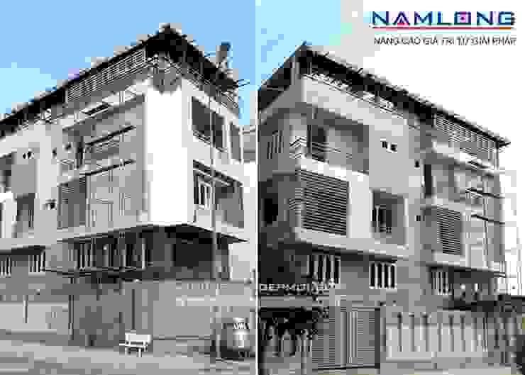 Xây nhà trọn gói Nhà phong cách kinh điển bởi Công ty xây dựng nhà đẹp mới Kinh điển