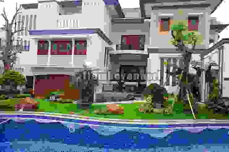 โดย Tukang Taman Surabaya - flamboyanasri โมเดิร์น