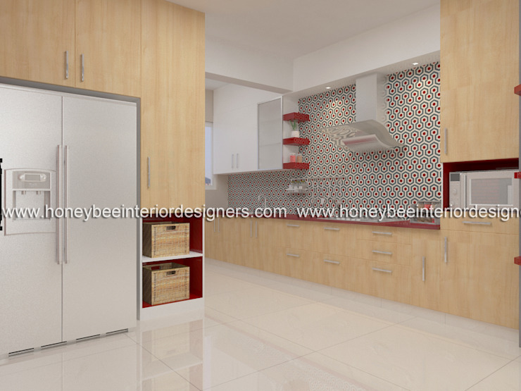 Kitchen Honeybee Interior Designers Kitchen units