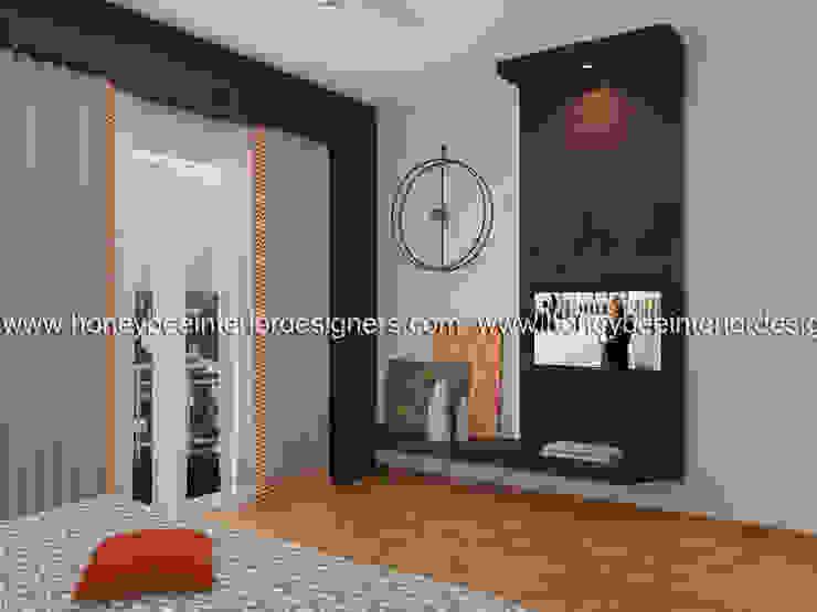 Master Bedroom Honeybee Interior Designers Modern style bedroom