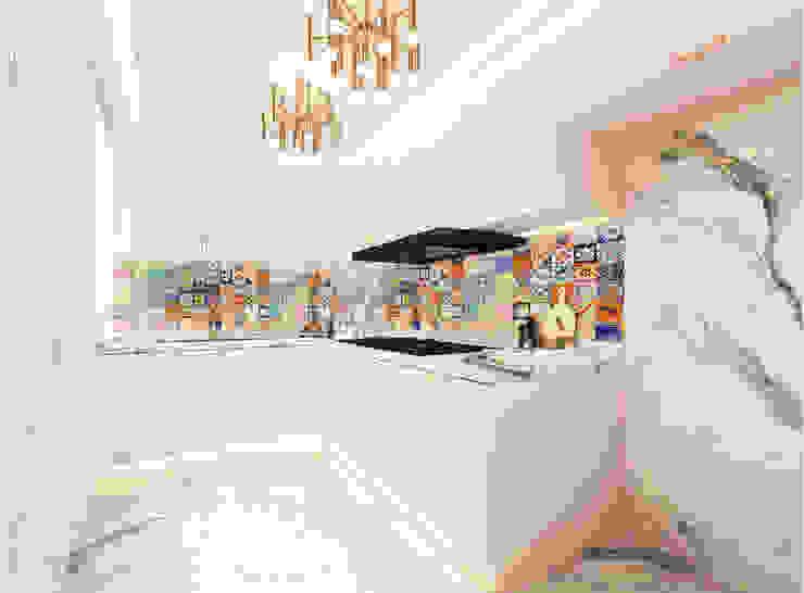 廚房 根據 Joppa Architecture and Interior Design Co., Ltd