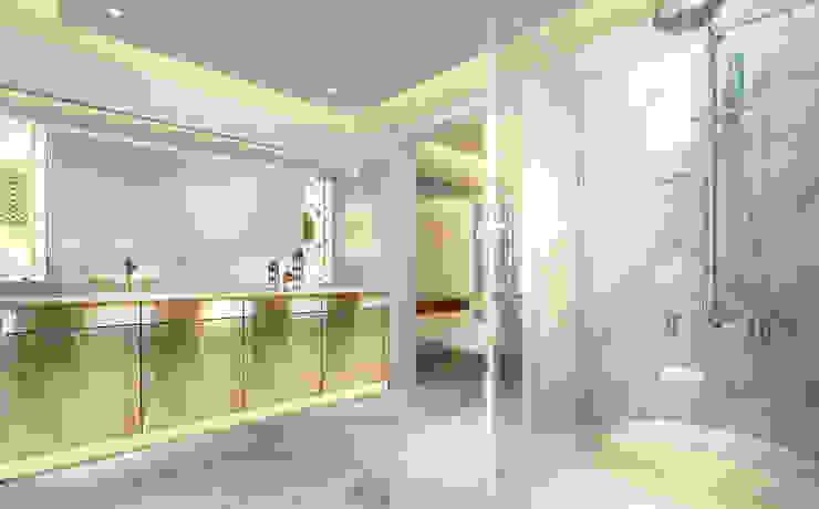 香港西半山富景花園 根據 Joppa Architecture and Interior Design Co., Ltd