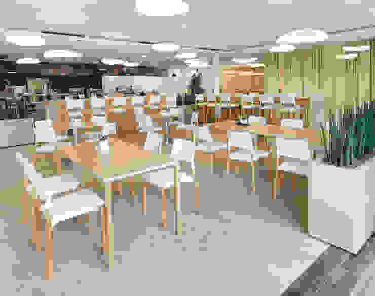 Gastronomy by archipur Architekten aus Wien