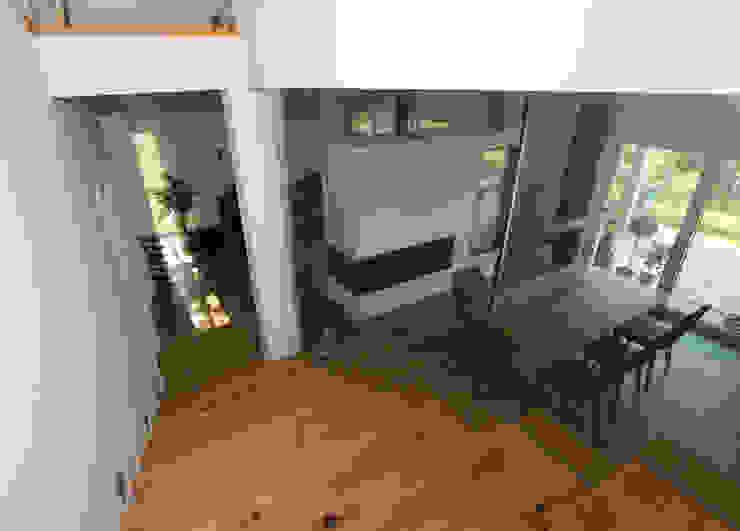 Blick von Treppe von archipur Architekten aus Wien Modern