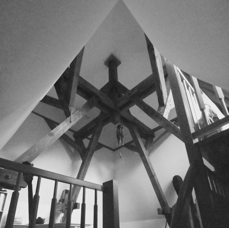 Nutzbarmachung der Kuppel - nach Restaurierung:   von archipur Architekten aus Wien,