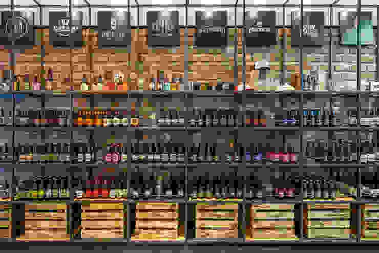 Bodega Cervecera – Centro Comercial el Polo II, Surco de Baum Studio Moderno