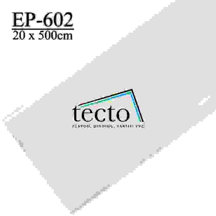 TECTO Plafon PVC EP-602 20cm X 500cm Oleh Tecto Plafon Asia Plastik