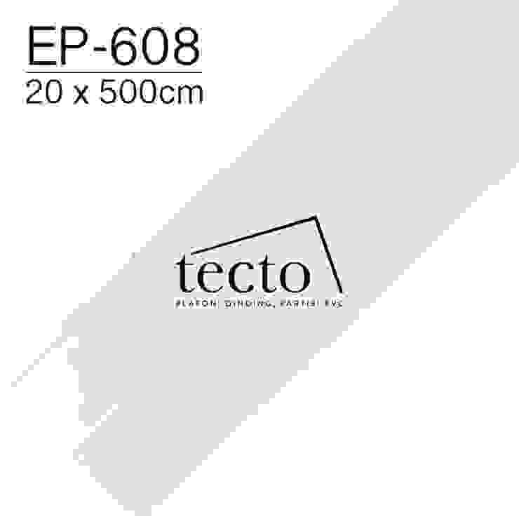 TECTO Plafon PVC EP-608 20cm X 500cm Oleh Tecto Plafon Asia Plastik