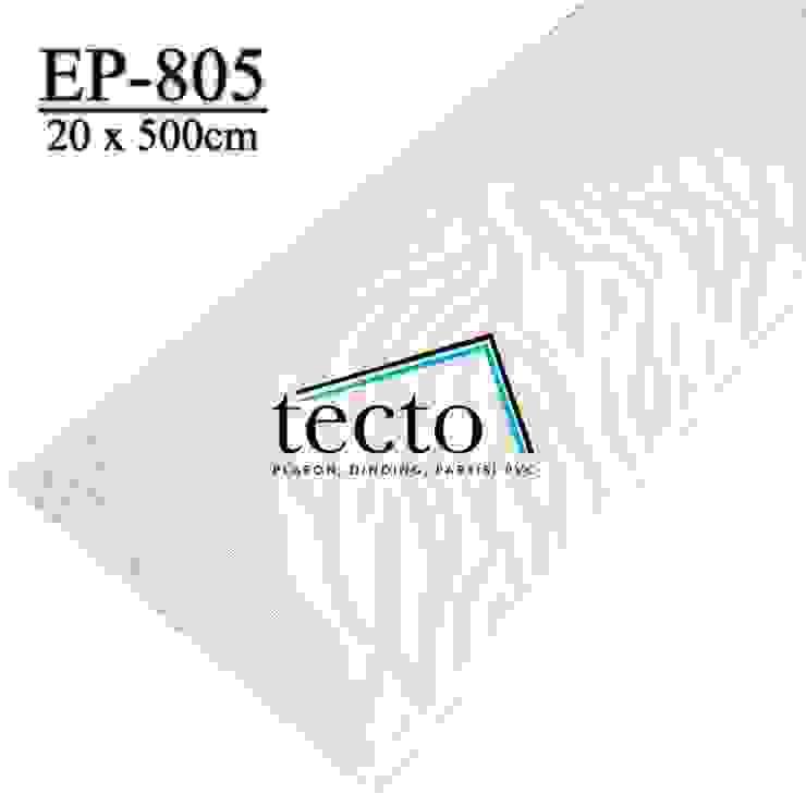 TECTO Plafon PVC EP-805 20cm X 500cm Oleh Tecto Plafon Asia Plastik