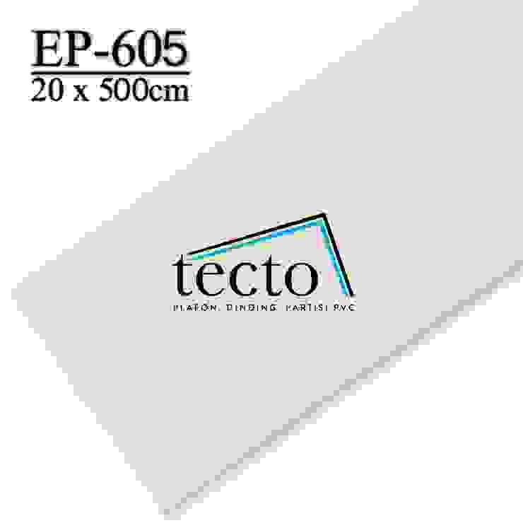 TECTO Plafon PVC EP-605 20cm X 500cm Oleh Tecto Plafon Asia Plastik