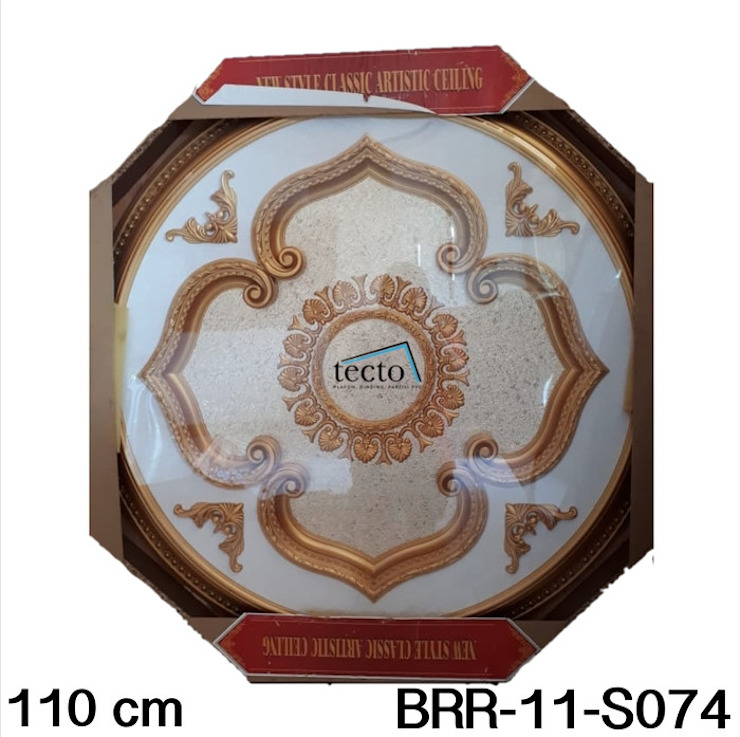 Lamplate BRR-11-S074 Oleh Tecto Plafon Asia