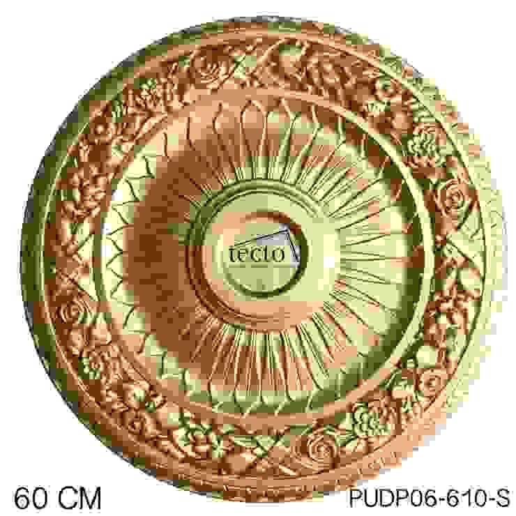 Hiasan Lampu Plafon 60cm PUDP06-610-S Lamplate - Dome Plafon Oleh Tecto Plafon Asia