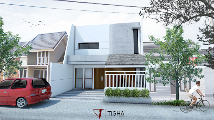SW House:   by Tigha Atelier
