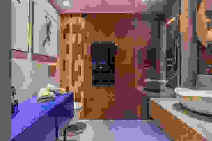 Industriële badkamers van M2T1 Industrieel