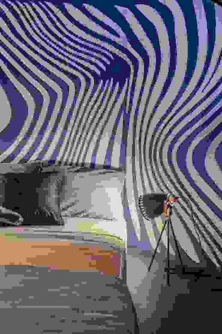 M2T1 Industrial style bedroom
