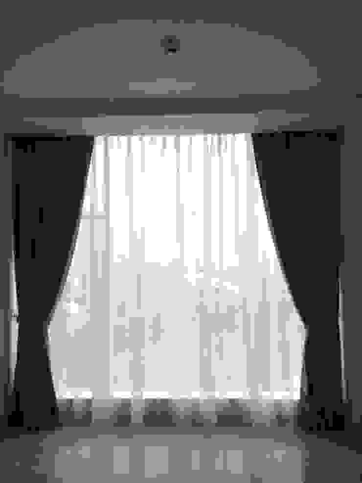 Curtain rumah tinggal Oleh Gendis Typical Minimalis