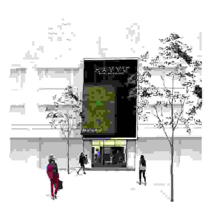 Hayyu Syar'i Skin Clinic Oleh AKARA Studio