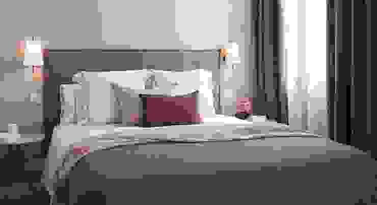 Lichelle Silvestry Interiors Dormitorios pequeños