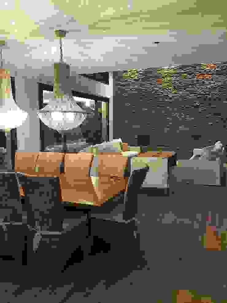 Maximiliano Lago Arquitectura - Estudio Azteca Living room