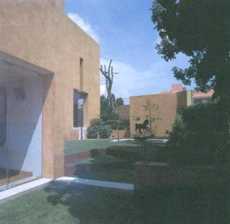 by simbiosis ARQUITECTOS Modern