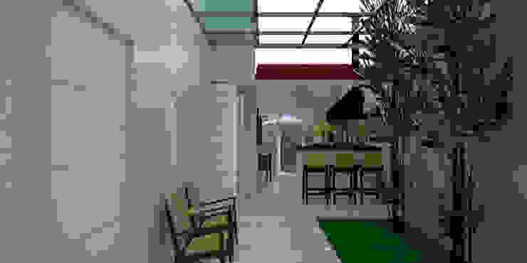 von SCK Arquitetos Modern