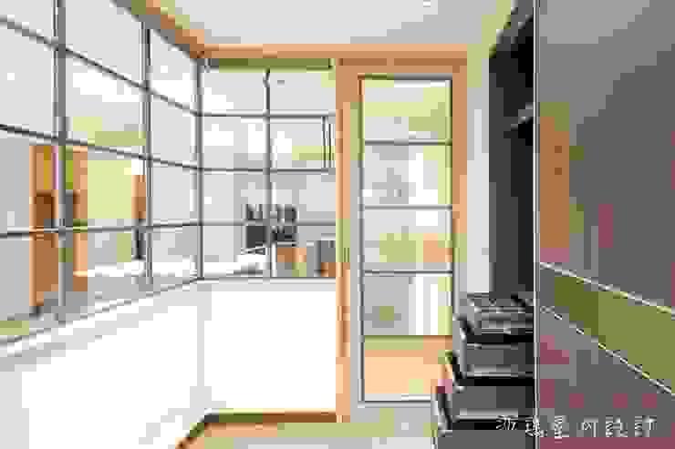 沙瑪室內裝修有限公司 Dormitorios de estilo moderno