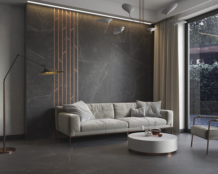 Ceramika Paradyz Living room