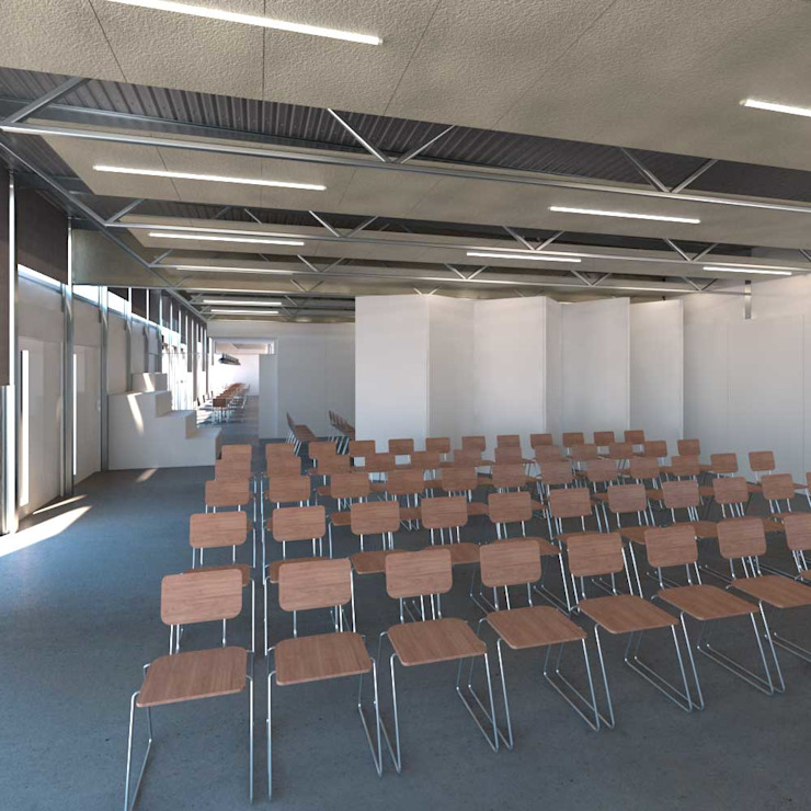 Divers Arquitectura, especialistas en Passivhaus en Sabadell 活動場地