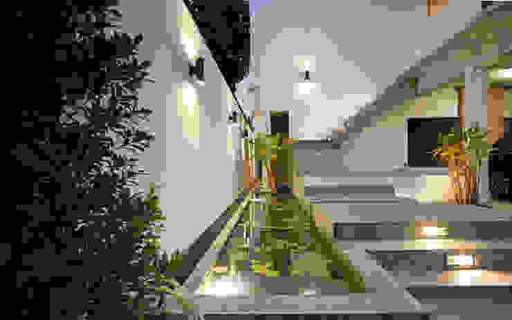 Office Entrance โดย Pilaster Studio Design