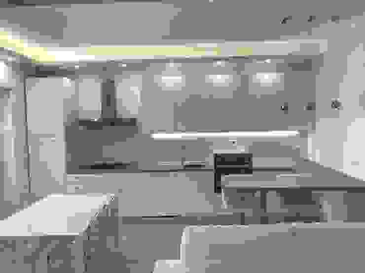 Omnia Multiservizi - Roma Invest Modern Kitchen White