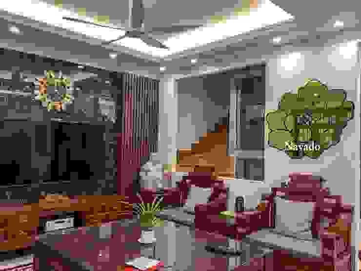 Gương phòng khách: hiện đại  by Công ty TNHH Navado Việt Nam, Hiện đại